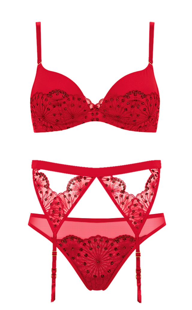 ac769051 This season we're bringing you Lovely Essence from our Triumph Essence  collection. This range features sparkling sequins complementing smooth,  powdery, ...